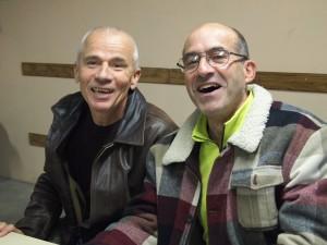 Gilles Martin et Pierre Aufray