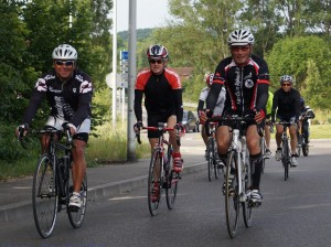 Vélo Club de l'Isle d'Abeau - Randonnée des Dauphins 2015