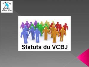 Statuts VCBJ