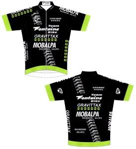 Maillot coureurs 2016