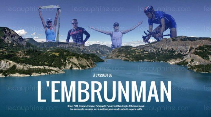 News n°05 – 2016 : Ironman d'Embrun