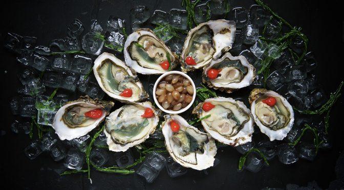 "Soirée ""huîtres"""