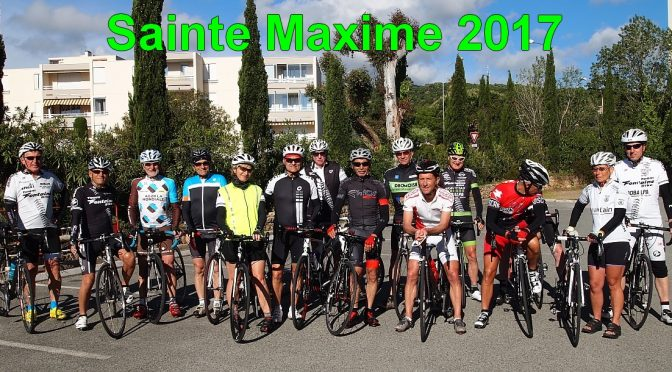 Sainte Maxime 2018