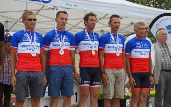 Un Champion de France au VCBJ