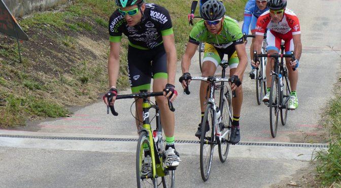 Bastien Martin vainqueur du GP d'Aoste