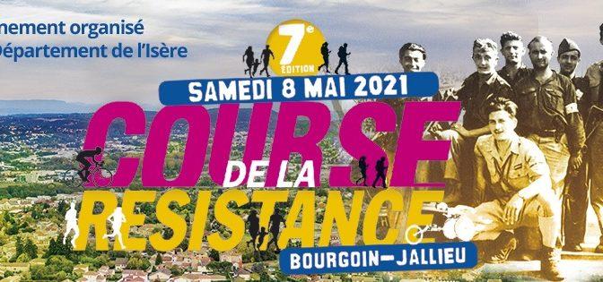 Course de la resistance du 08 mai 2021